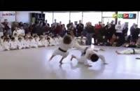 نمایش فنون هنرهای رزمی+فیلم ویدیو کلیپ ورزشی