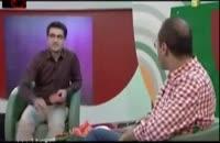 شوخی جناب خان با کلید روحانی و امیر حسین مدرس