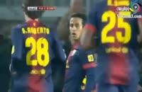 بارسلونا۵-۰کوردوبا