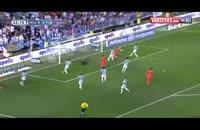 مالاگا۰-۰ بارسلونا