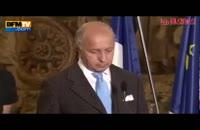 جناب وزیر مست و ملنگ فرانسه