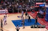 لحظه های خنده دار در NBA
