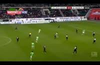 وولفسبورگ ۳-۰ فرایبورگ