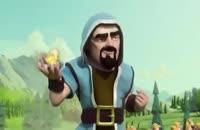 انیمیشن کامل کلش اف کلنز