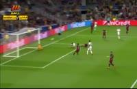 خلاصه بازی بارسلونا و بایرلورکوزن