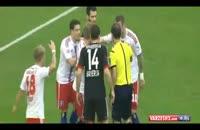 هامبورگ ۱-۰ بایرلورکوزن (گلهای بازی)