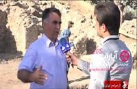 کاوش های باستان شناسی در قله امام مریوان - مرکز کردستان