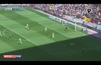 بارسلونا ۲-۲ختافه (خلاصه بازی)