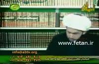 توهین الهیاری مبلغ اسلام آمریکایی به مدافعان حرم حضرت زینب(س)