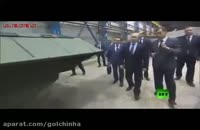 آرماتا ، جدیدترین تانک روسیه (فیلم گلچین صفاسا)