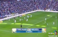 رئال مادرید ۳-۱ بتیس