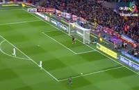 بارسلونا ۱-۳ رئال مادرید
