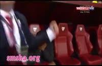 دانلود کلیپ جشن قهرمانی سویا در لیگ اروپا