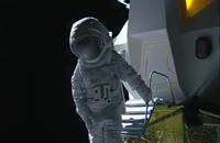 كلیپ خنده دار فضانورد فراموشكار