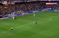 گل سوم بازی رئال – بارسا (فینال کوپا دل ری)