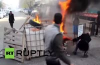 کشته شدن هفت نفر در اعتراضات ترکیه