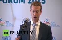 زاکربرگ در سازمان ملل خواستار اینترنت برای همه جهان شد