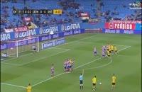 اتلتیکو مادرید ۲-۱ سنت آندرئو