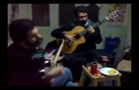 نواختن حرفه ای گیتار و تار با هم