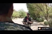 گوشه ای از قدرت خاص ترین یگانهای ارتش ایران [فدایی دو ارباب]