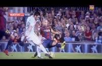 بارسلونا فاتح لالیگا