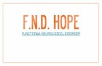امید در درمان اختلال تبدیلی / اختلال عصب شناختی عملکردی