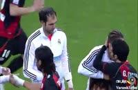 رئال مادرید ۲-۰ رایو والکانو