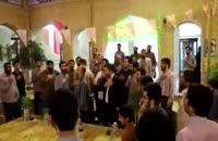 مداحی حاج سعید قاسمی در یادمان هشت شهید گمنام ساری