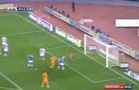 رئال سوسیداد ۰-۴ رئال مادرید(گل های بازی)