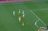 رئال سوسیداد۳-۲بارسلونا