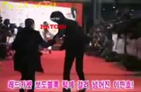Lee Min Ho fell down www.panorama.rzb.ir