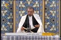 قرائت دعای اختتام جلسه توسط آقای محمدصادق صالحی