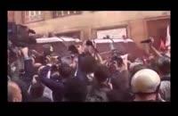 طنز حمید معصومی نژاد خبرنگار صدا و سیمای جمهوری اسلامی ایران در رم