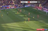 فرایبورگ ۰ – ۱ بروسیادورتموند (گل بازی)