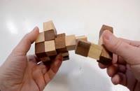 آموزش ساخت پازل مکعبی