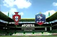 پرتغال - فرانسه (دوستانه بین المللی ساعت ۲۳:۱۵)