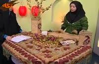 کلیپ آموزش خانه داری : گلدان زینتی