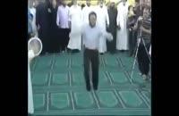 پاچه خواری و رقص در مسجد به سبک وهابیت