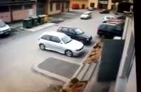 باز هم رانندگی خانوم ها