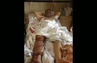 نجات سردار شهابی فر از دست داعش (۱۸+)