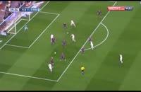 خلاصه بازی رئال مادرید-بارسا