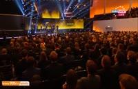 مراسم گالا : تیم منتخب سال 2014 در مراسم اهدای توپ طلای 2014