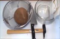 آموزش درست کردن نوشیدنی نارگیل در خانه