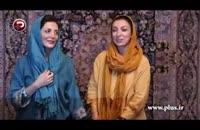 قدم زدن ستاره های ایرانی روی فرش قرمز ایرانی/خاک صحنه