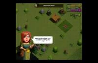 جدید ترین تریلر رسمی clash of clans