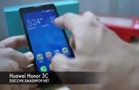 معرفی گوشی هوآوی مدل Honor-۳c