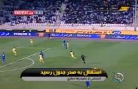 حواشی بازی استقلال - نفت تهران