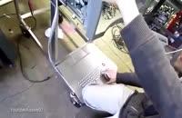 نصب بازی بر روی خودپرداز توسط یک گروه هکری!
