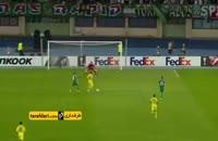 خلاصه بازی راپید وین 2-1 ویارئال