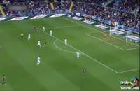 مالاگا ۱-۳ بارسلونا